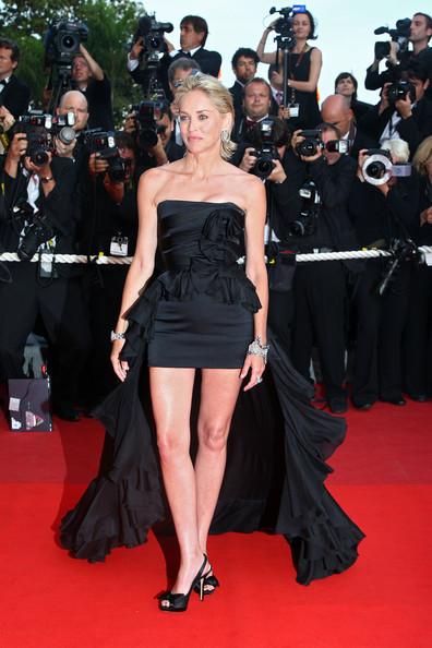 Sharon Stone - Cannes