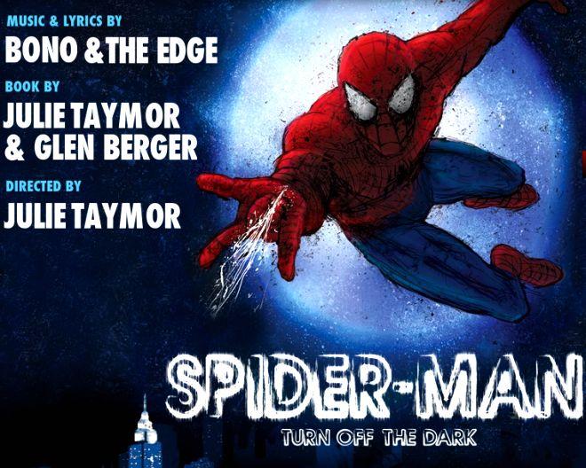 New mishap strikes Spider-Man on Broadway