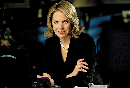 "Katie Couric Admits Talk of Syndication with Matt Lauer on ""Today"""