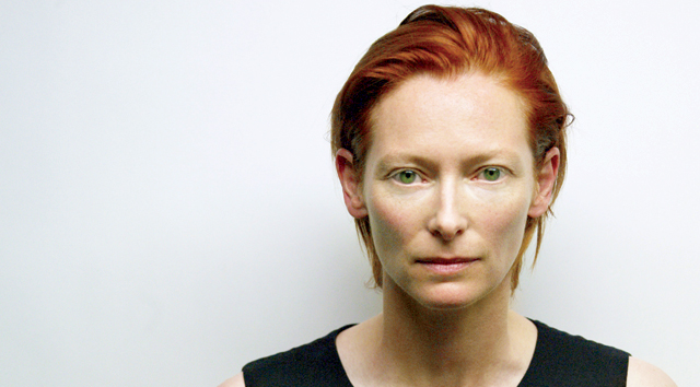 Tilda Swinton - Photo Actress