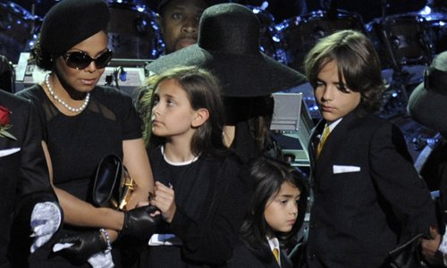 Janet Jackson s ex mother in Many Children Do Janet Jackson Have
