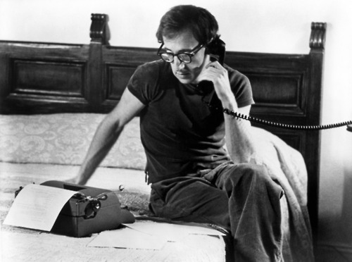woody allen and his olympia
