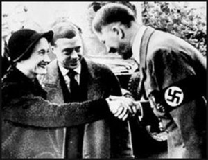 hitler meets duke and duchess
