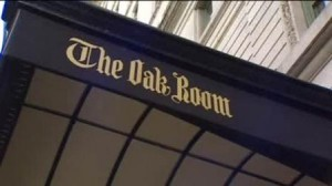 oak room closes-- thanksMarriott