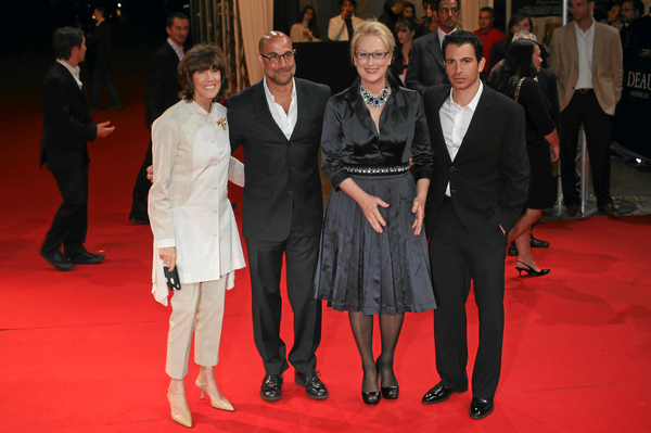 35th Annual Deauville American Film Festival - Day 2 - Opening Ceremony - Arrivals