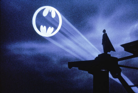 bat-signal