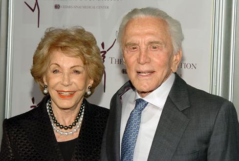 Kirk Douglas Foundation $50Mil Charitable Pledge–The Money ...