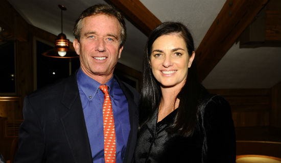 rfk jr and mary richardson kennedy