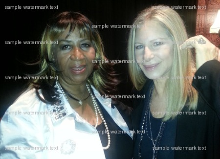 aretha.and.barbra.watermark c2012 showbiz411