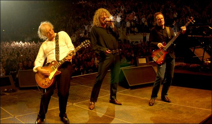 led zeppelin reunion