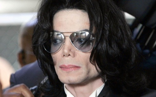 See the first images of Joseph Fiennes as Michael Jackson