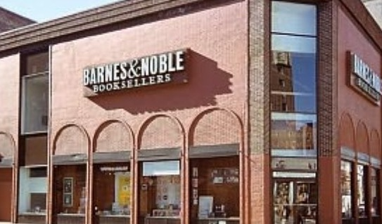 Barnes & Noble Closing Greenwich Village Store, Their