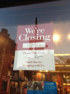 Barnes Amp Noble Closing Greenwich Village Store Their