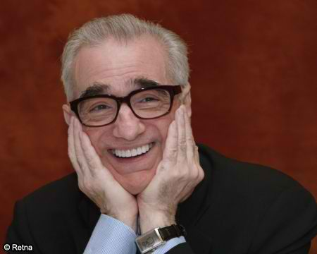 martin scorsese height