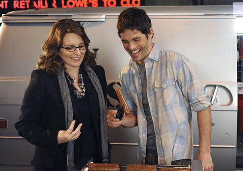 tina fey, james marsden