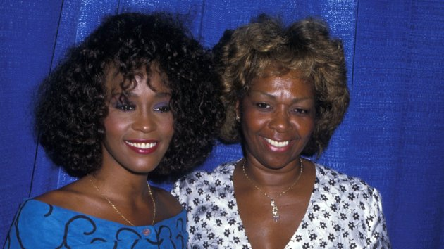 Press Conference to Announce Whitney Houston's Appearance at A Benefit Concert for The United Negro College Fund at Madison Square Garden on August 27th
