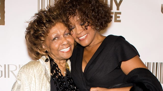 Whitney Houston and Daughter