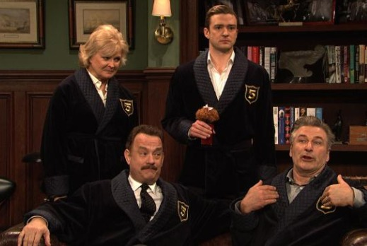 Candice Bergen on snl