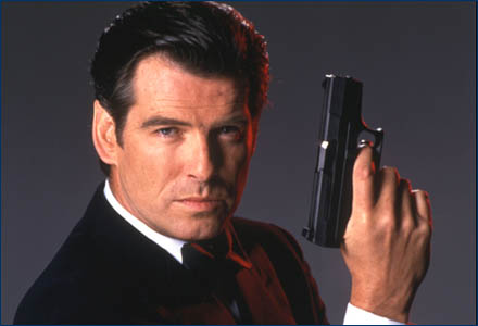 Pierce Brosnan Says He...