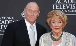 corbin bernsen with mom jeanne cooper