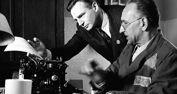 "a review of steven spielbergs historic film schindlers list What's your favorite war movie 0527  dirty dozen,"" & ""shindler's list"" another film worth mentioning is a  mud"" said one review at."