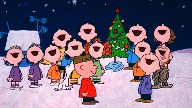 Simon Cowell X Factor Season Finale Beaten by Charlie Brown Xmas Re-run!