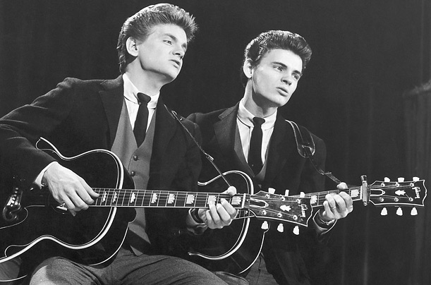 The Everly Brothers: Wake Up Little Susie