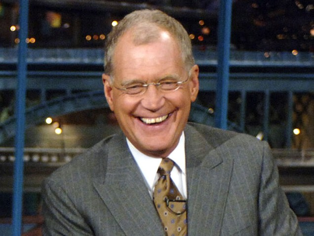 David Letterman Announces Final Guests, But So Far No Regis or.