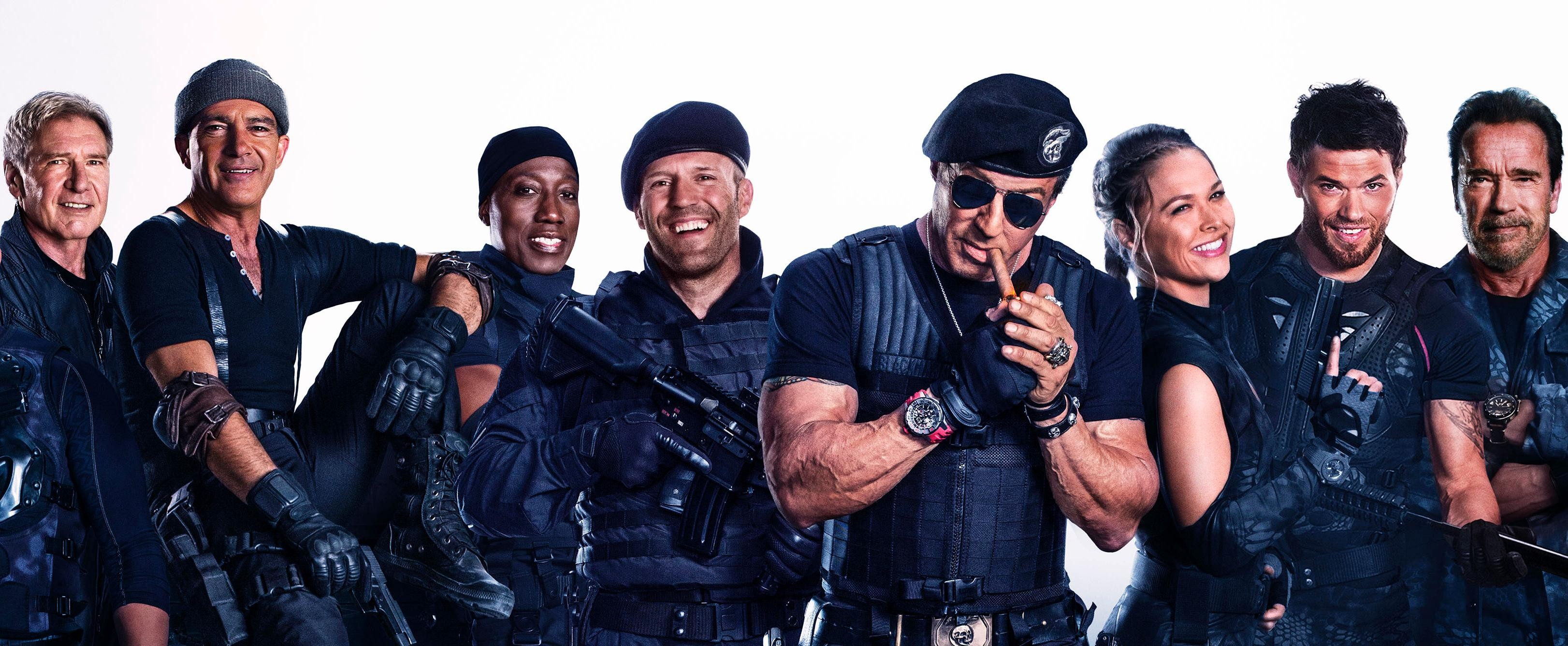 Download The Expendables 3 HD