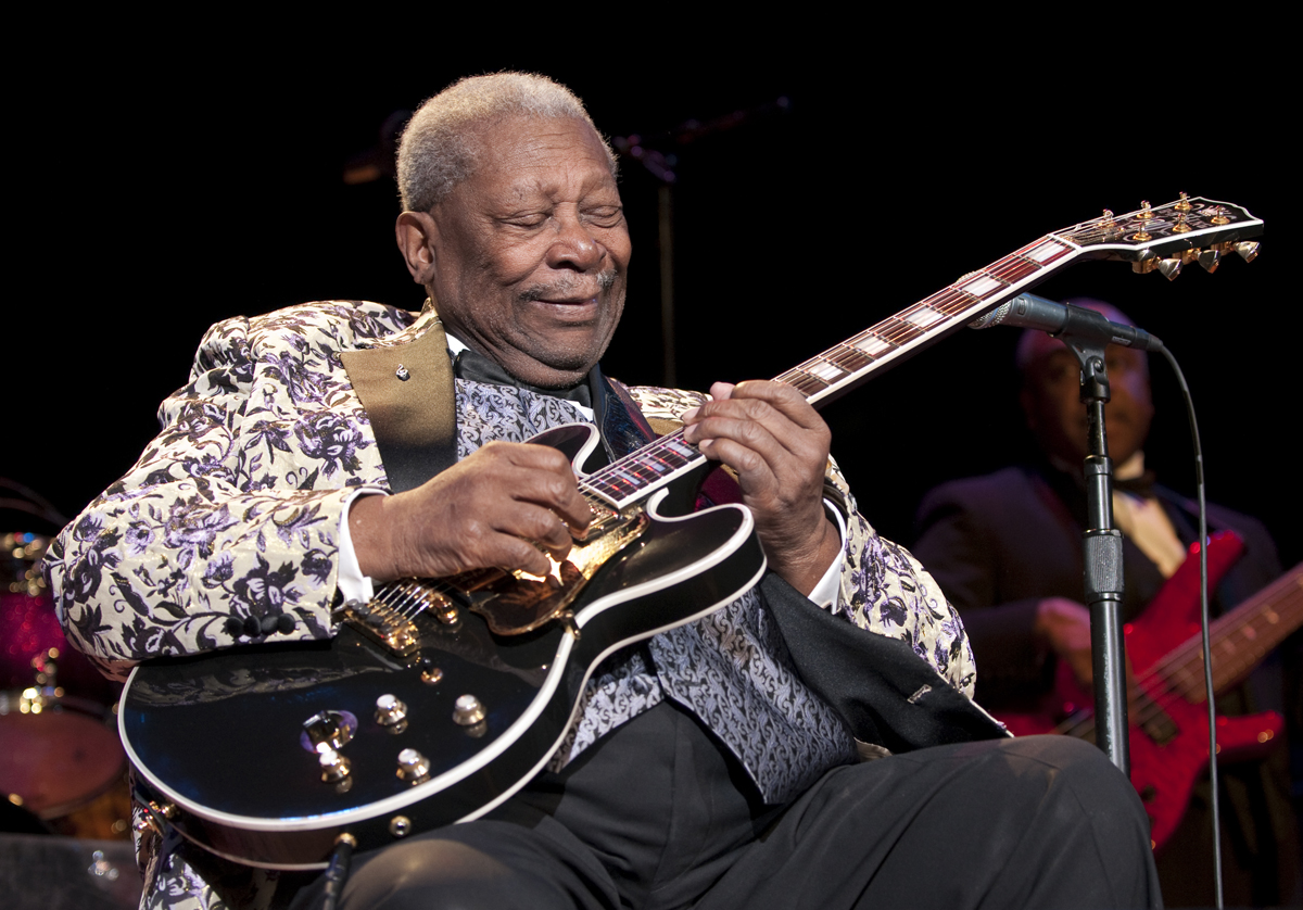 B.B. King Website Says Hes in ���Home Hospice Care������ Prayers for.