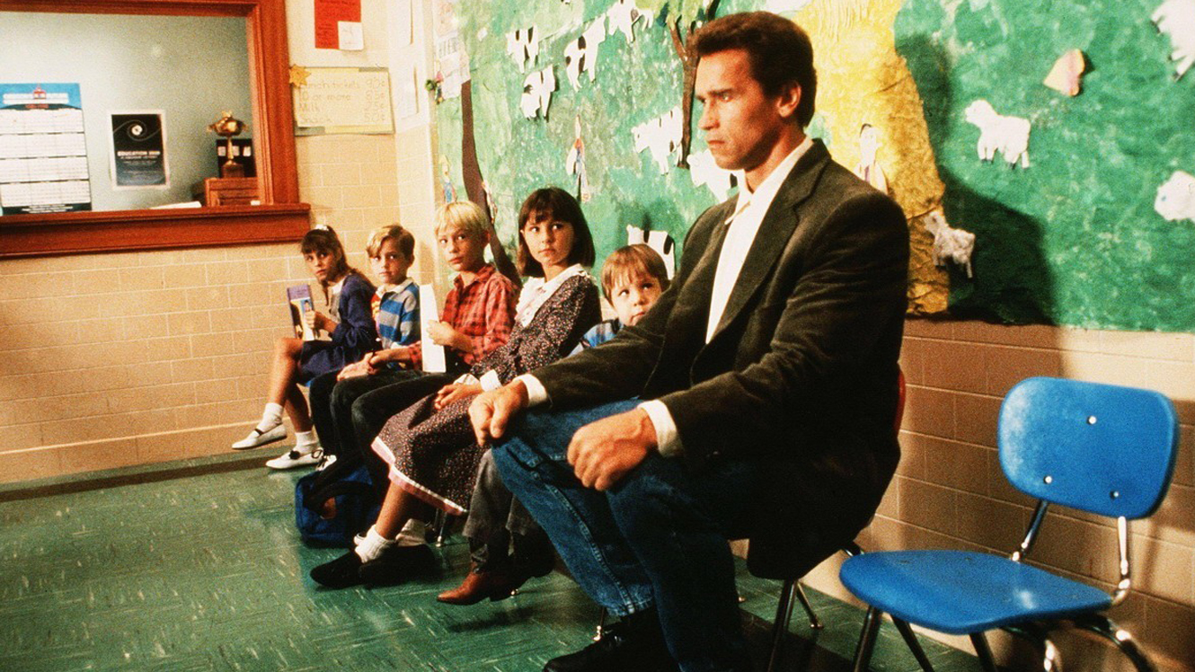 "Kinder Garden: Reboot: ""KIndergarten Cop"" (Without Arnold) Headed Back To"
