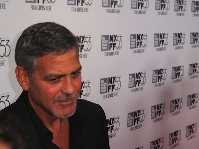 2020 VISION Clooney Political Career Moving Forward Pens OpEd in FOREIGN AFFAIRS