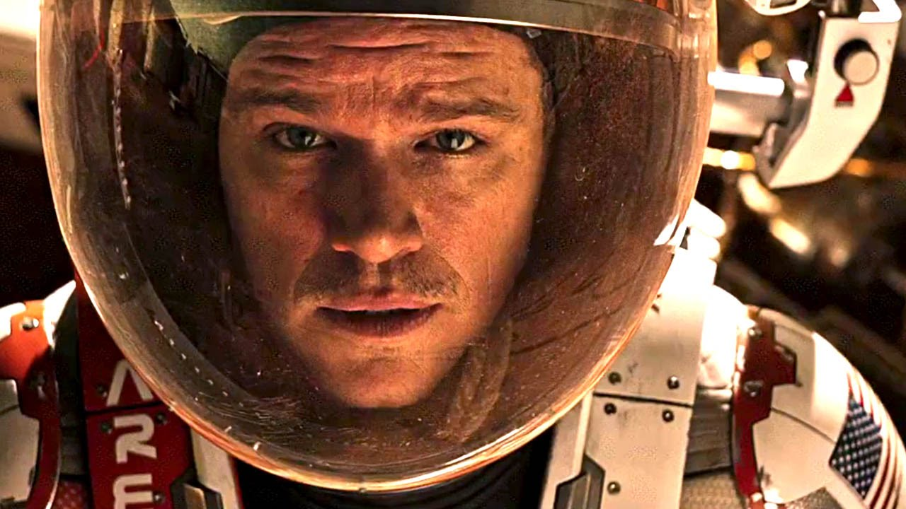 the martian with matt damon and jessica chastain a soaring hit and nasa approved showbiz411. Black Bedroom Furniture Sets. Home Design Ideas