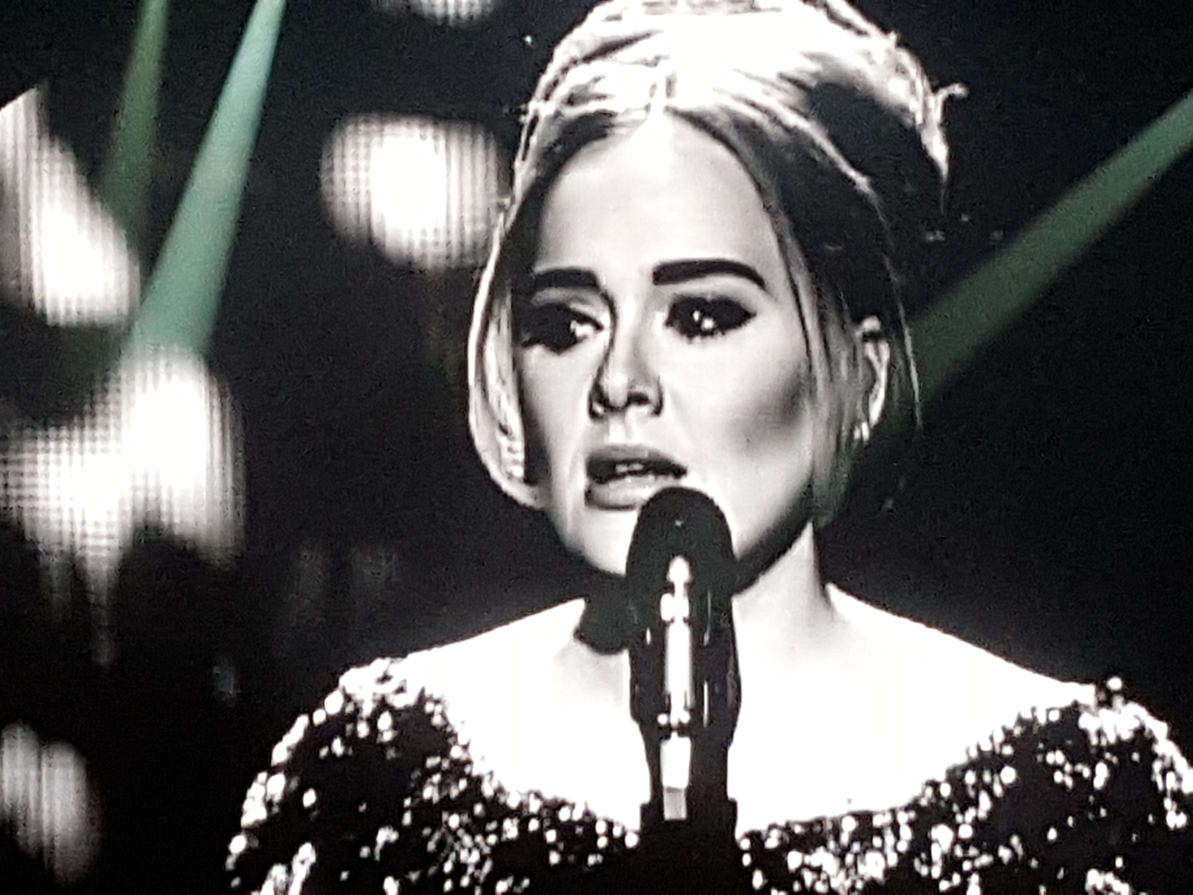 Adele, On Her Way to Album of the Year, Will Sing at the Grammy ...