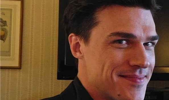 """AHS: Hotel"" Star Finn Wittrock: Lady Gaga is a real workhorse…very, very approachable""."