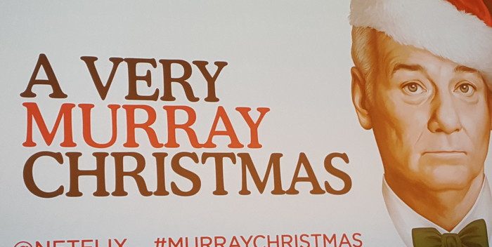 Bill Murray's Gem of a Christmas Special Features Miley Cyrus ...