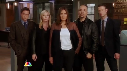 Surprise Law Order SVU Scores Most Viewers of All Scripted