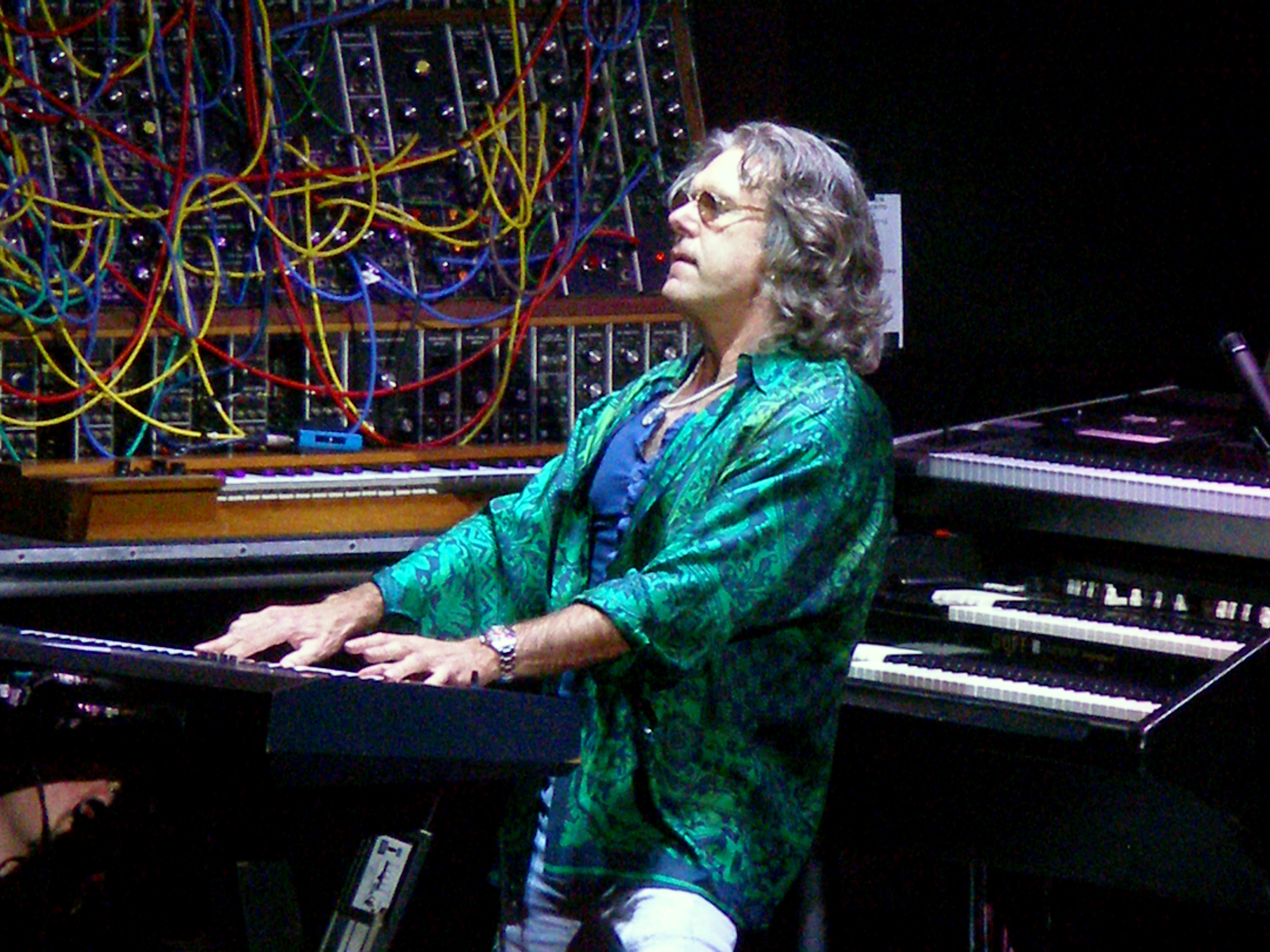 Rip keith emerson keyboardist extraordinaire of emerson for The emerson