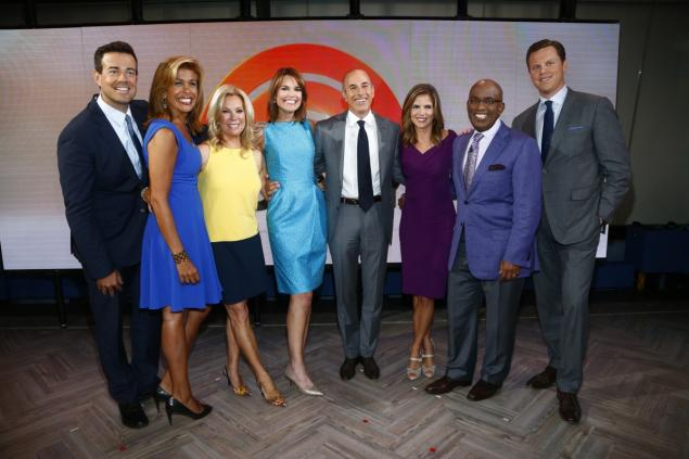 Today show insiders matt lauer likely to leave when - Matt today show ...