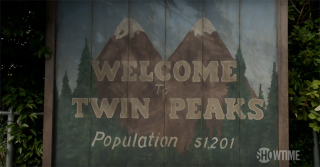 the log lady twin peaks