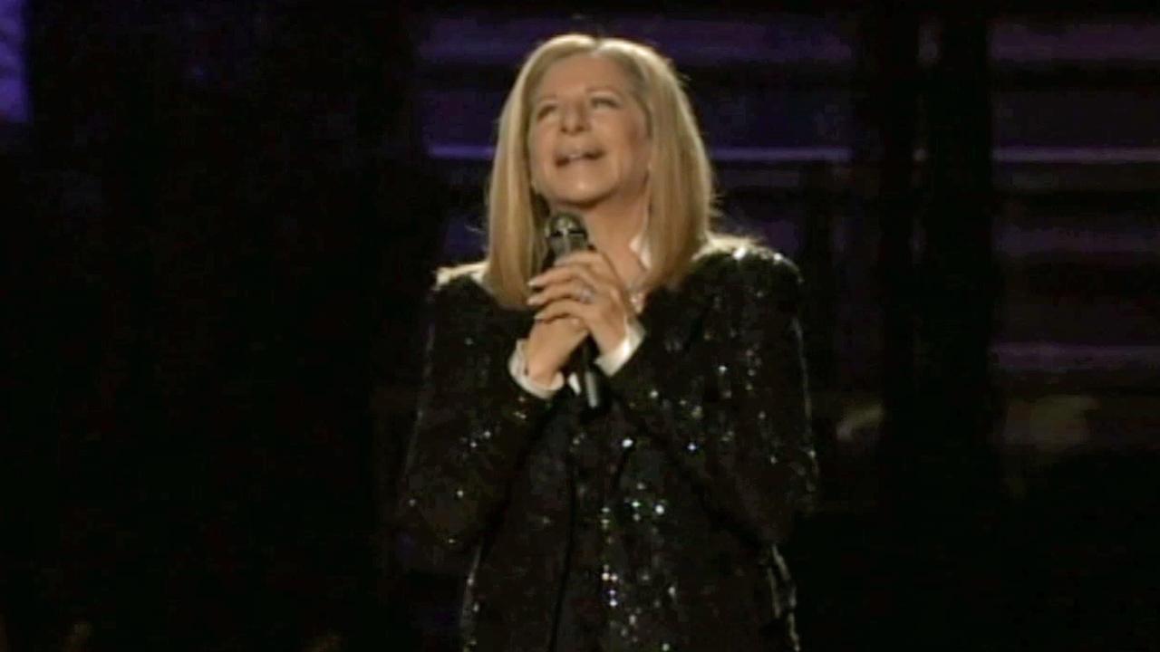 Anthony Newley Barbra Streisand