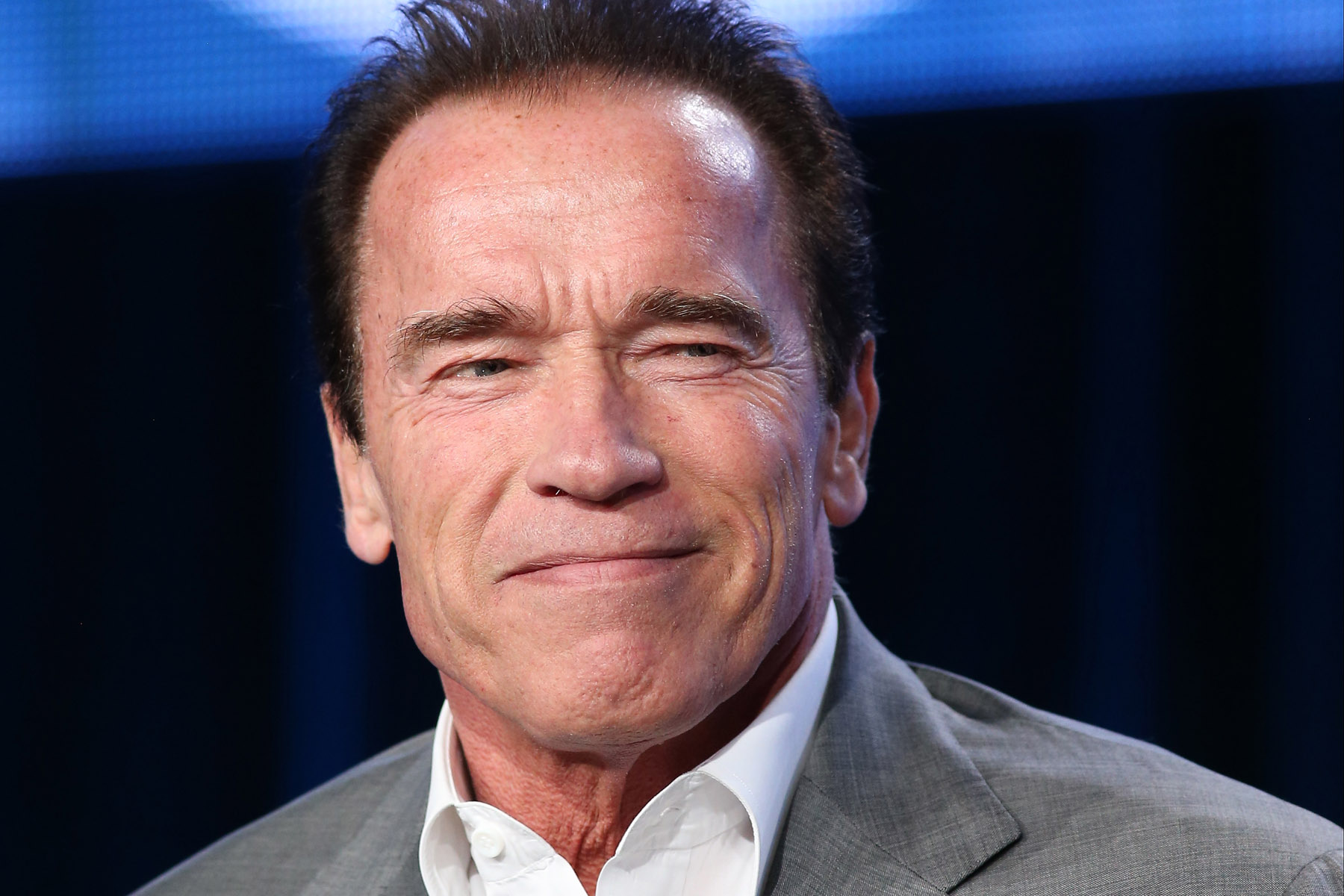 Arnold Schwarzenegger Calls Judge Attacked by Donald Trump ... Arnold Schwarzenegger