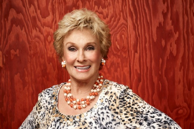 cloris leachman young