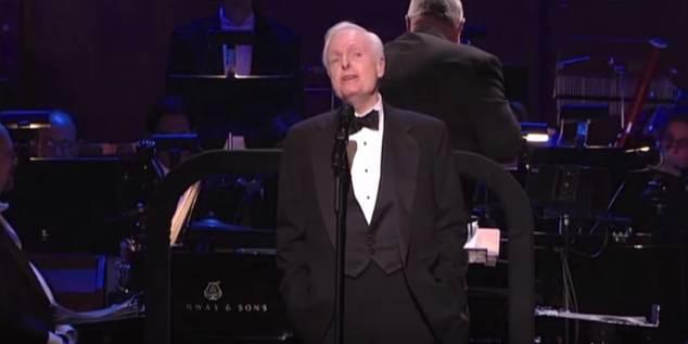Tony Award-nominated Broadway actor John McMartin dies at 86