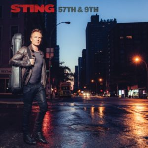 sting album cover