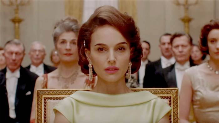 Natalie Portman gets Oscar buzz for Jacqueline Kennedy role