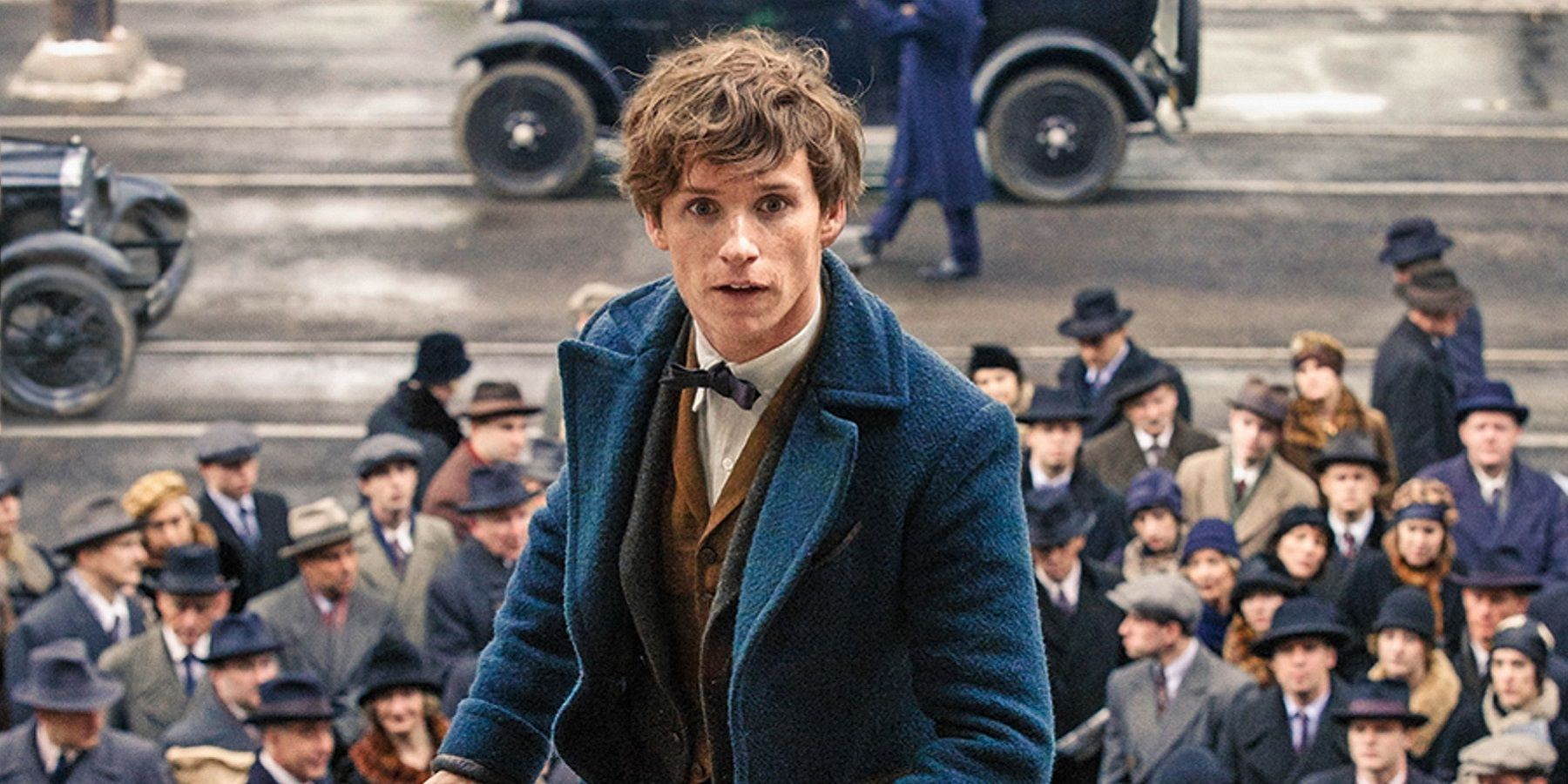 'Interesting things' to come in Fantastic Beasts films, fans assured