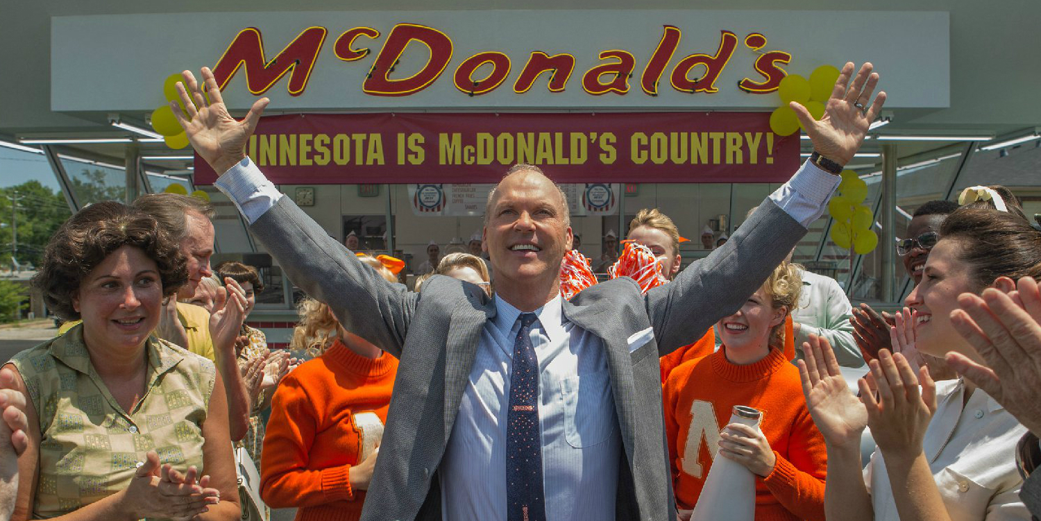ray kroc movie response Deadline: too much to call him the ray kroc of the superhero movie keaton:  i'd probably have offered the generic response that he started mcdonald's.