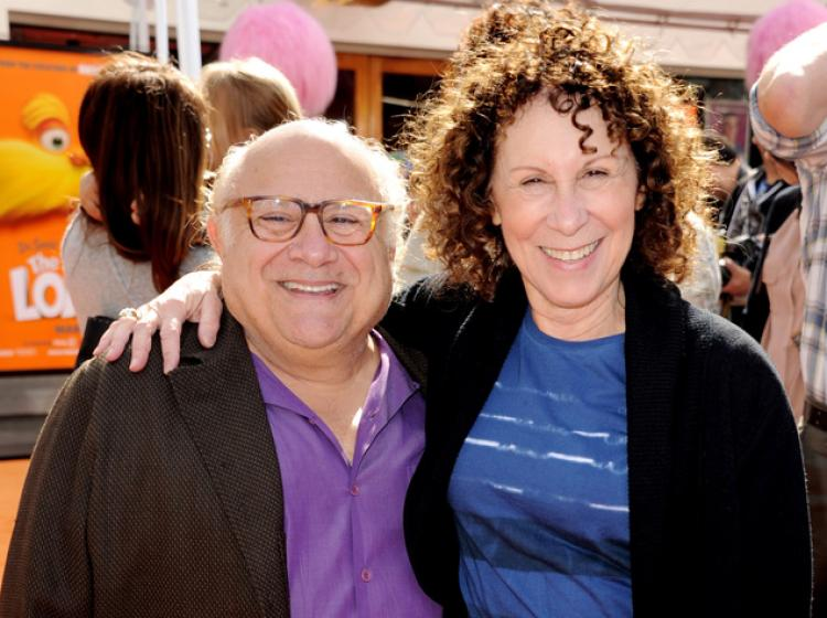 danny devito says he s separated from rhea perlman after. Black Bedroom Furniture Sets. Home Design Ideas