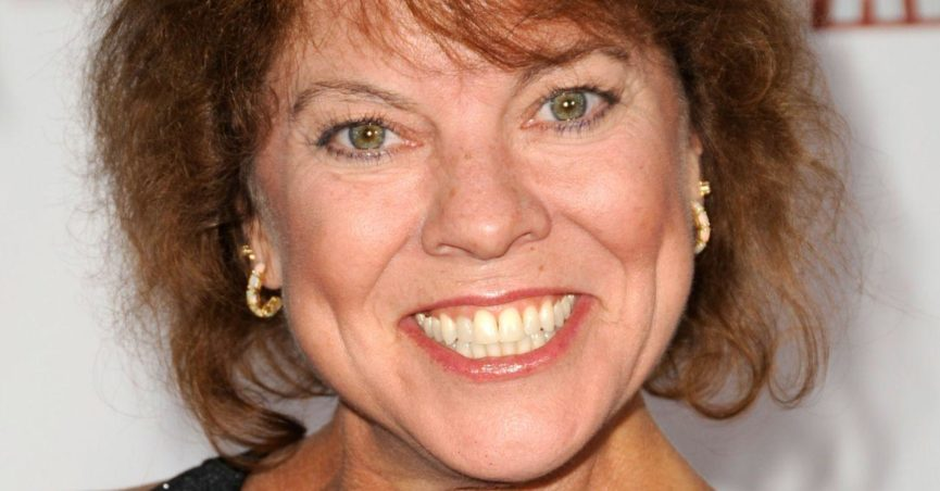 Erin Moran's husband seen outside home since her death